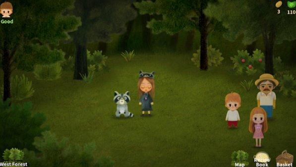 сказка о маленькой лесной сказочной игре APK Android