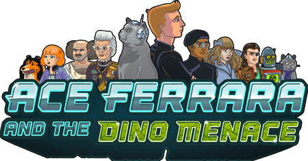Ace Ferrara & The Dino Menace