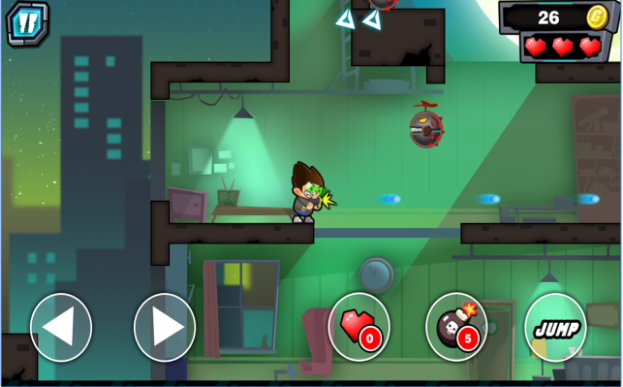Action-Helden Special Agent APK Android