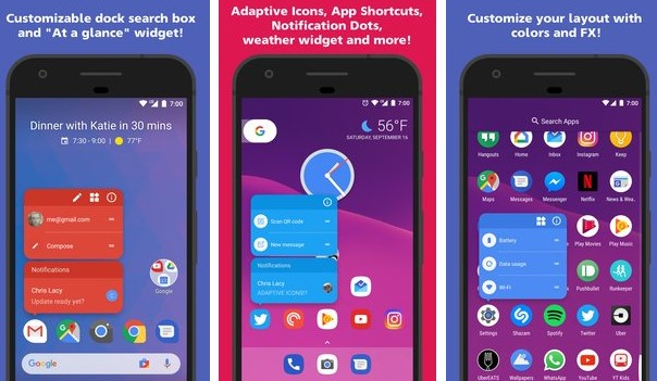 Action Launcher Pro Version Unlocked MOD APK Free Download