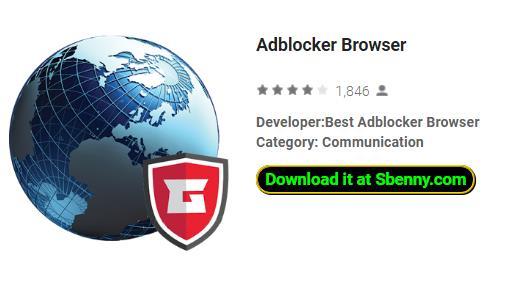 Adblocker Browser Free Apk Android Download