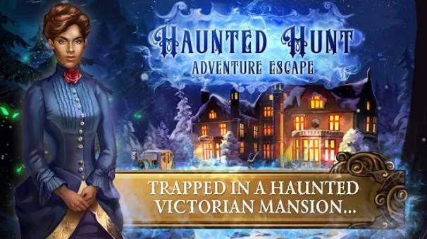 Adventure Escape: Haunted Hunt Unlimited stars MOD APK