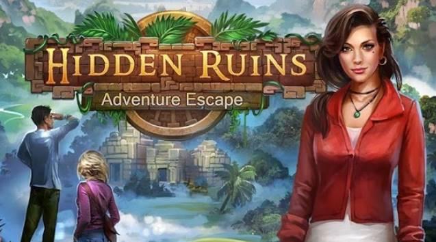 Abenteuer entkommen versteckte Ruinen