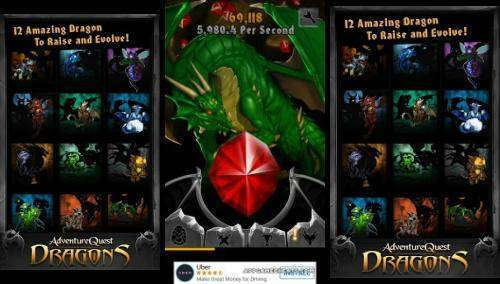AdventureQuest Dragons MOD APK Android Game Free Download