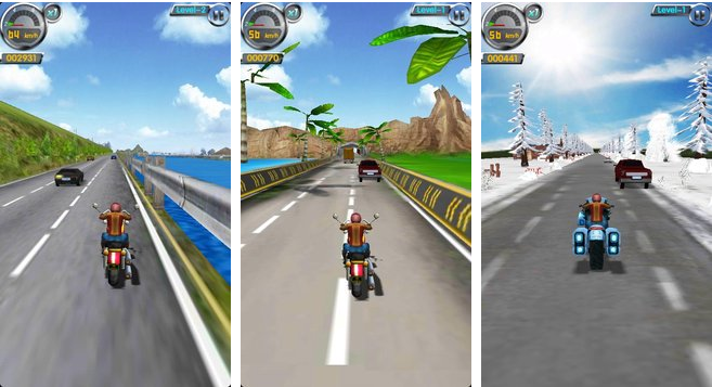 ae 3d motor racing games free APK Android