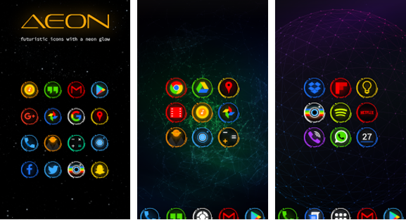 Aeon Icon Pack MOD APK for Android Free Download