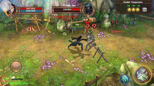 Age of Wushu Dynasty MOD APK Android Free Download