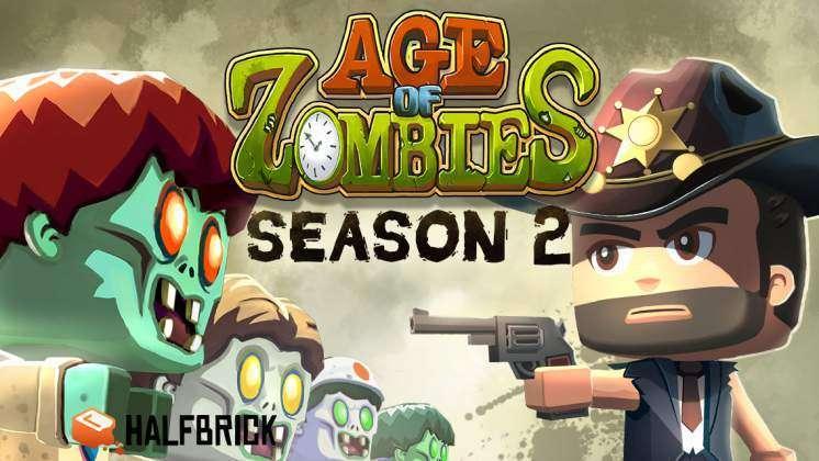 Age of Zombies: Saison 2