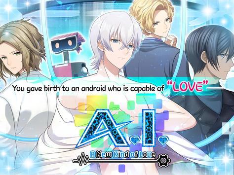 AI - Eine neue Art von Liebe - | Otome Dating Sim Spiele