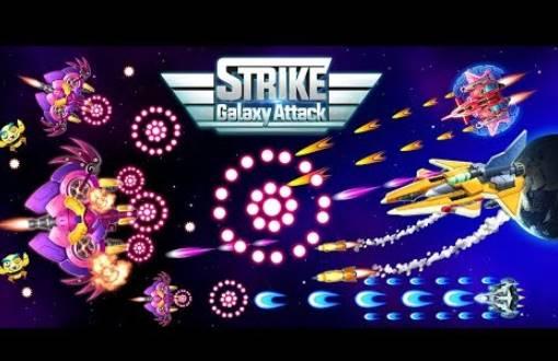 Luftangriff Galaxy Shooter