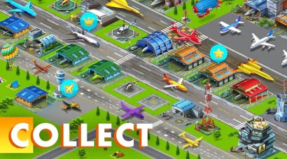 Airport City APK MOD Android Game Free Download