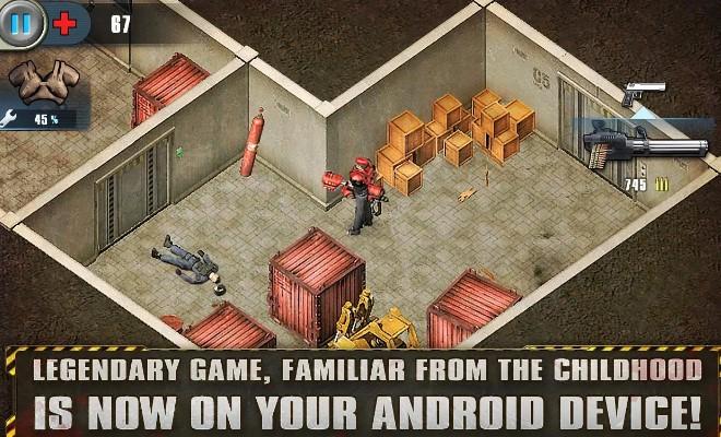 Ausländer Shooter APK Android