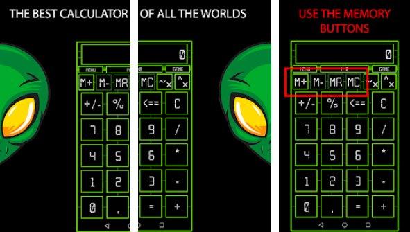 чужой калькулятор про APK Android