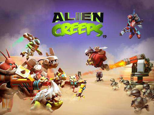 Alien Creeps HD