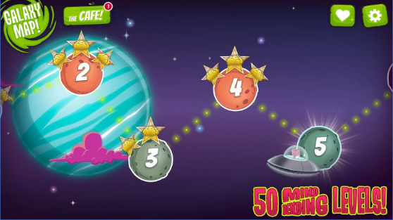 alien jelly food for thought APK Android