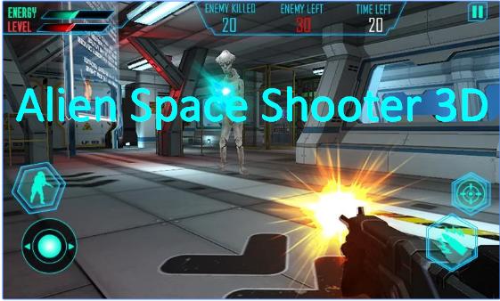 Alien Space Shooter 3D Unlimited money MOD APK Download
