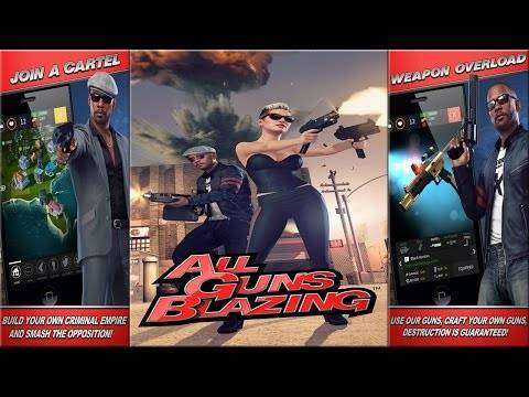 All Guns Blazing MOD APK Android Game Free Download
