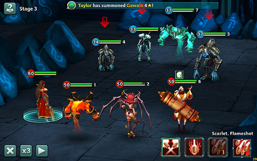 alliance heroes of the spire APK Android