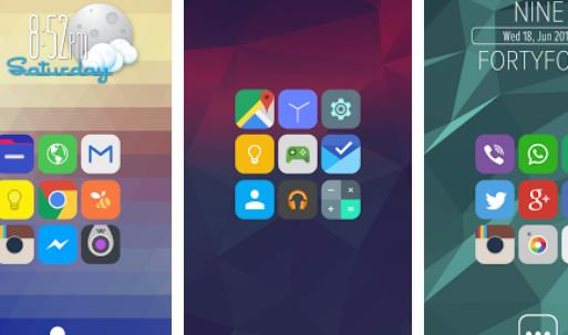 alos icon pack APK Android