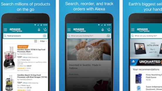 amazon shopping APK Android