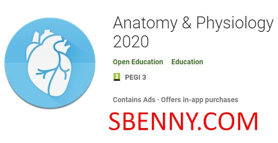 anatomía y fisiología 2020