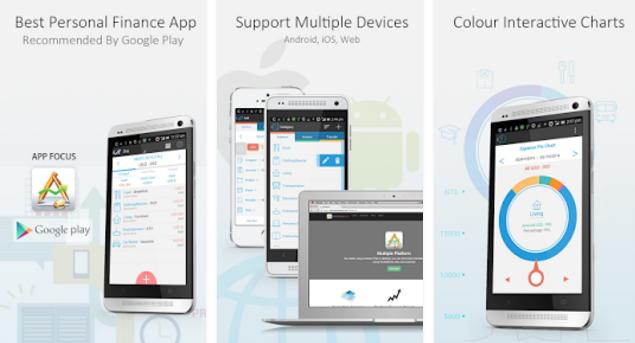 andromoney pro APK Android