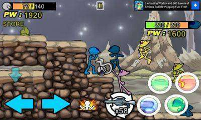La rabbia di Stick 3 MOD APK Gioco Android Download