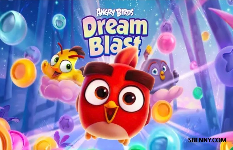 🎮 MOD APK - Angry Birds Dream Blast v1 2 1 - Unlimited Coins
