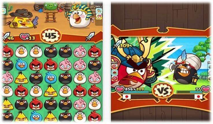 Angry Birds Fight! MOD APK Android Free Download