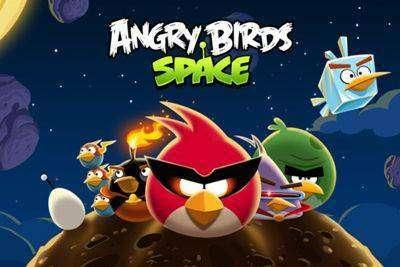 Espacio Angry Birds premium