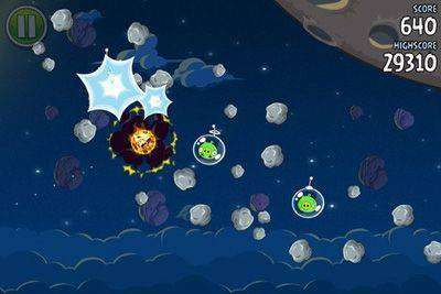 Angry Birds Space Premium (No Ads) APK Android Download