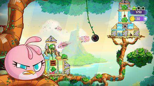 Angry Birds Stella Free Download Android Game