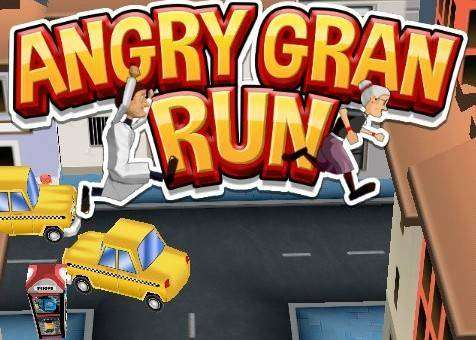 Angry Gran Mexxi - Running Game