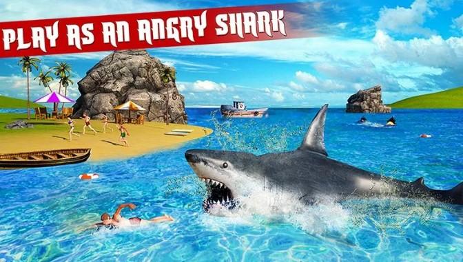 сердитая акула 2016 APK Android