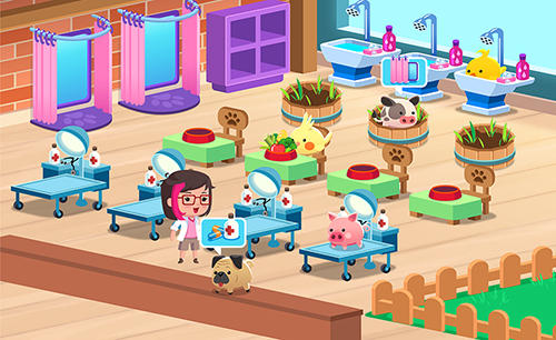 animal rescue pet shop and animal care game APK Android