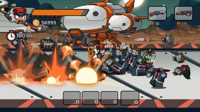 AOZ: Zombie Avenger MOD APK Android Game Free Download