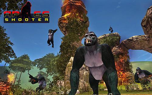 supervivencia de la selva del cazador de los monos