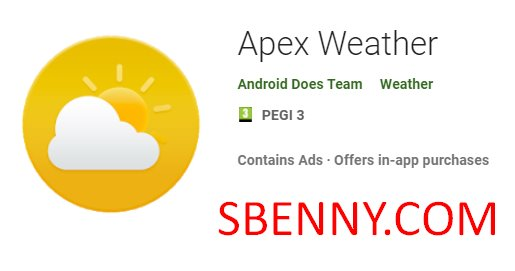apex weather