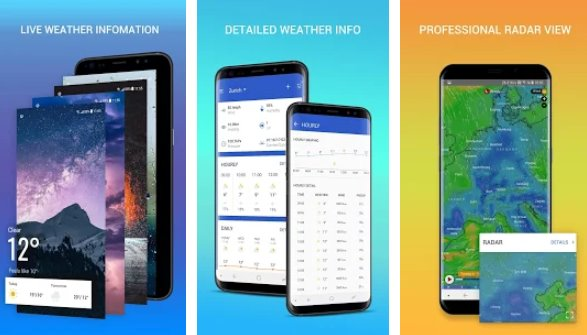 apex weather APK Android