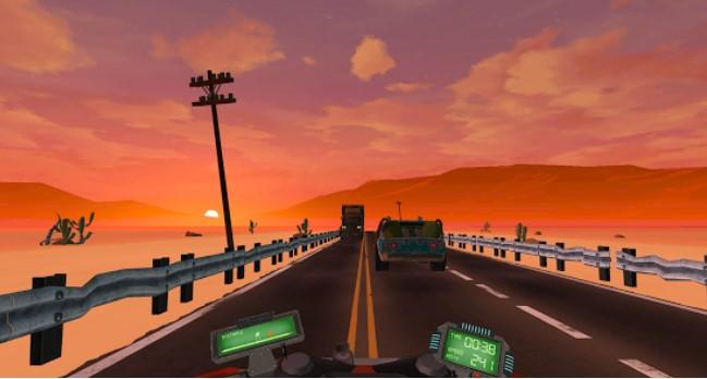 apocalypse rider vr bike racing game APK Android