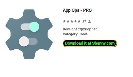 app ops pro