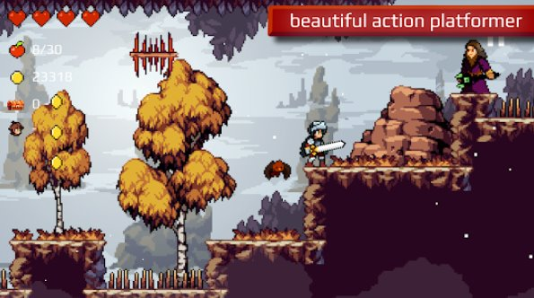 apple knight action and plataformas APK Android