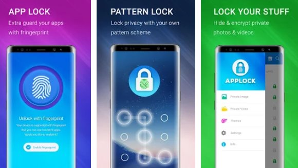 fingerprint lock app free download