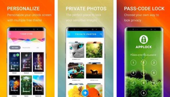 applock fingerprint pro APK Android