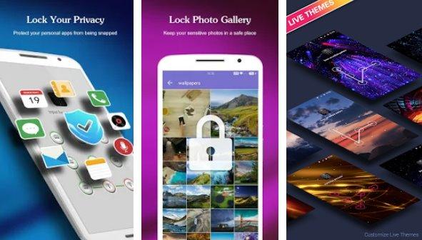 AppLock - Gallery Lock & LockScreen & Fingerprint + MOD