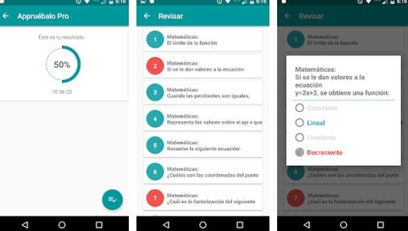 appruébalo pro APK Android