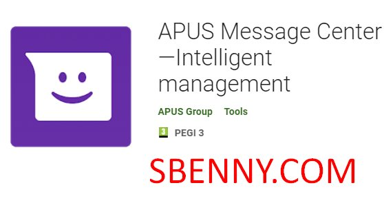 apus message center intelligentes management