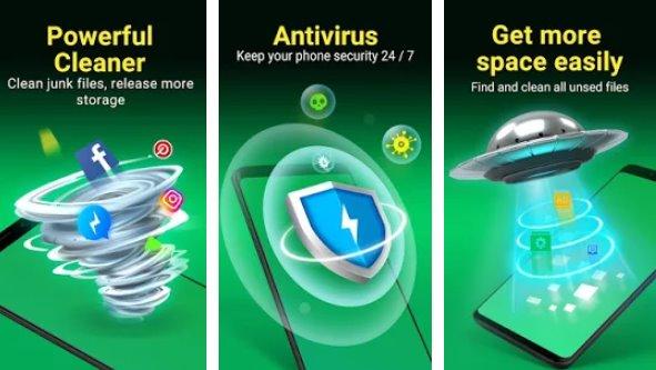 Apus Turbo Reiniger 2019 Junk Cleaner Anti-Virus APK Android