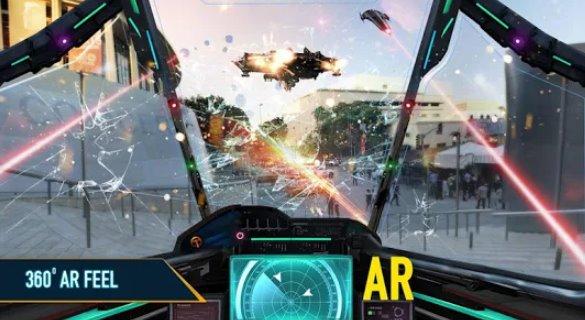 juego de disparos ar Android APK