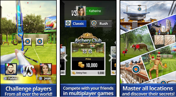 Archery King MOD APK for Android Free Download